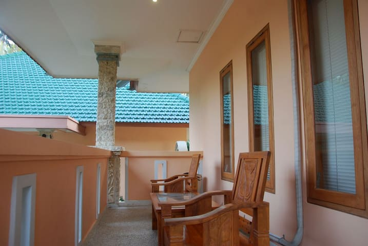 Beach Resort Villa Orchid - Bali - Vila