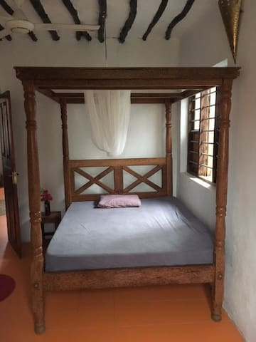 Room in a beach house in Jambiani