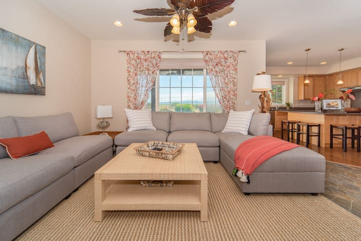 ★SERENITY★ Large, Gorgeous, Ext. Stay in Ewa Beach