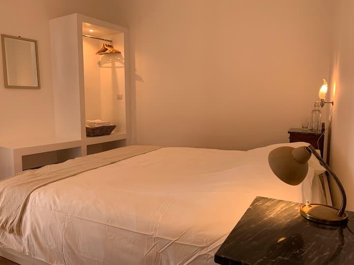 Room en suite de charme - Stanza Beige