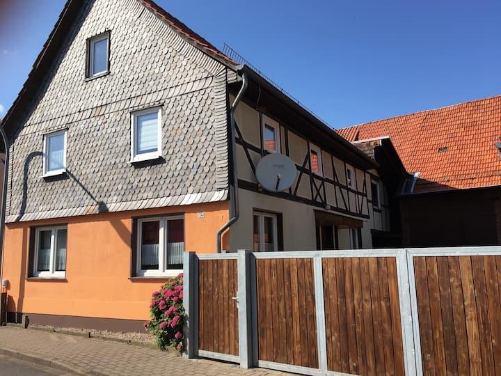 Ferienwohnung/Monteurwohnung nahe Harz/Duderstadt