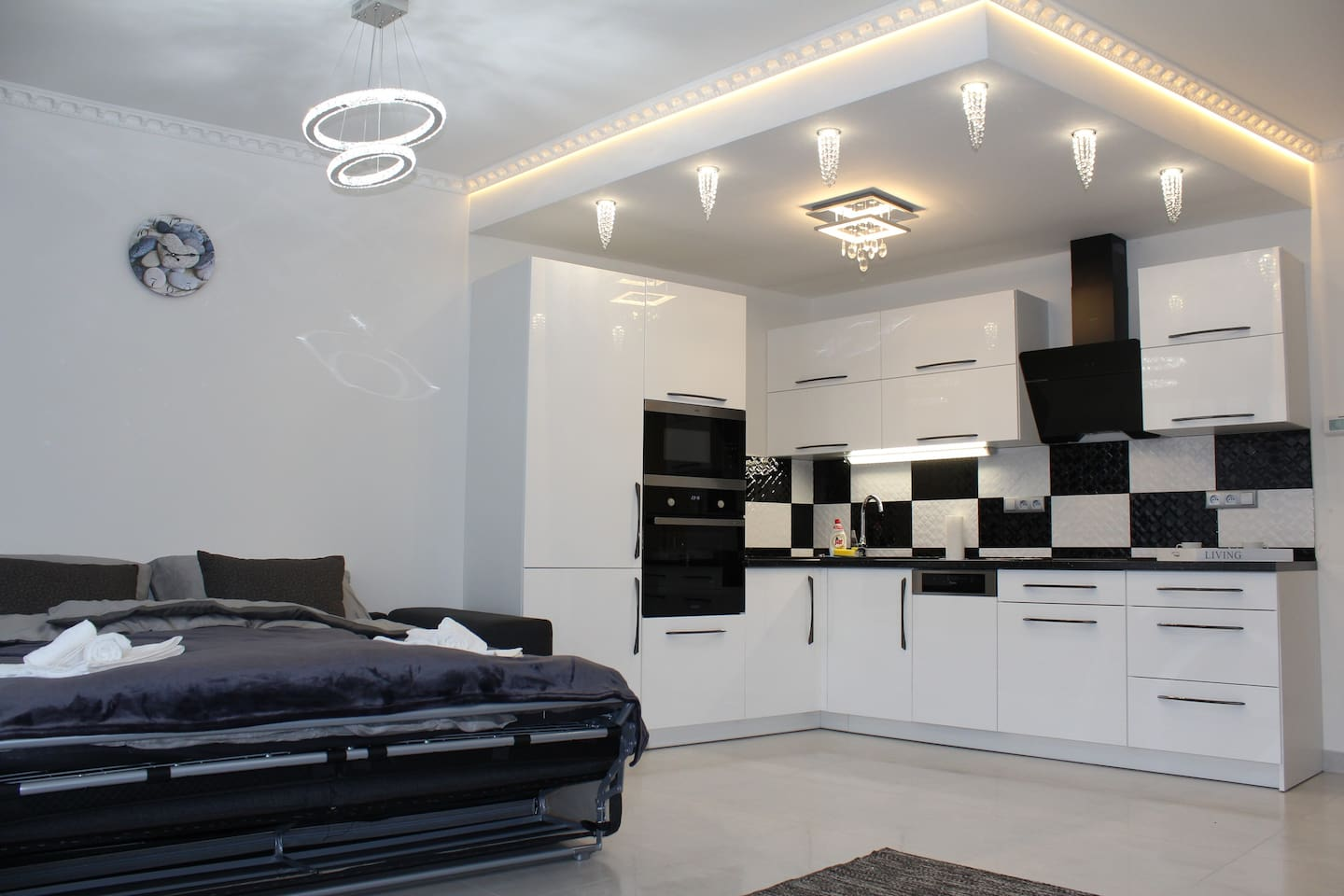 Brand new Luxury flat with beautiful view on Prague close to the hearth of the center