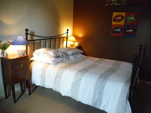 1 chambre près du centre historique,  accès privé - Vannes - Bed & Breakfast