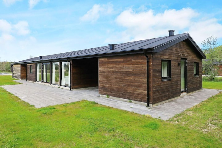 Lavish Holiday Home in Ålbæk with Terrace