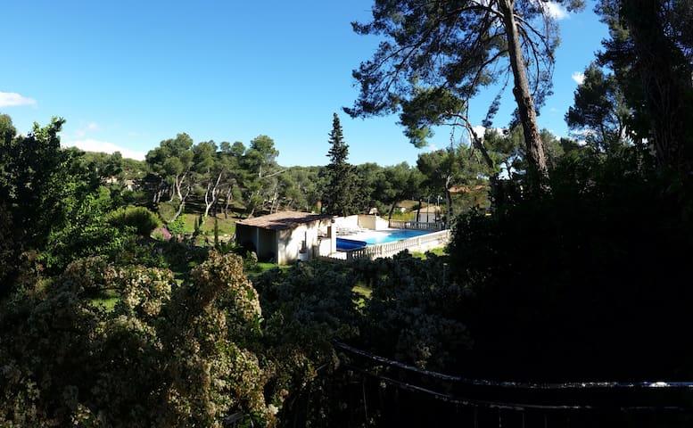 Charmant T2 sur la Côte Bleue- Ensuès la Redonne