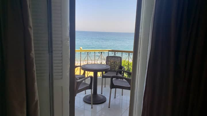 3 km Beach front overlooking at Red Sea