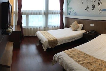 怕冷人士首选-真北路地铁站整房带地暖的双床房,让你的房间暖呼呼的 - 上海
