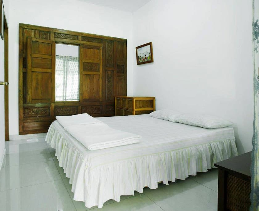 Another room with king size bed