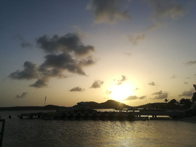 Studio St Martin aux Antilles