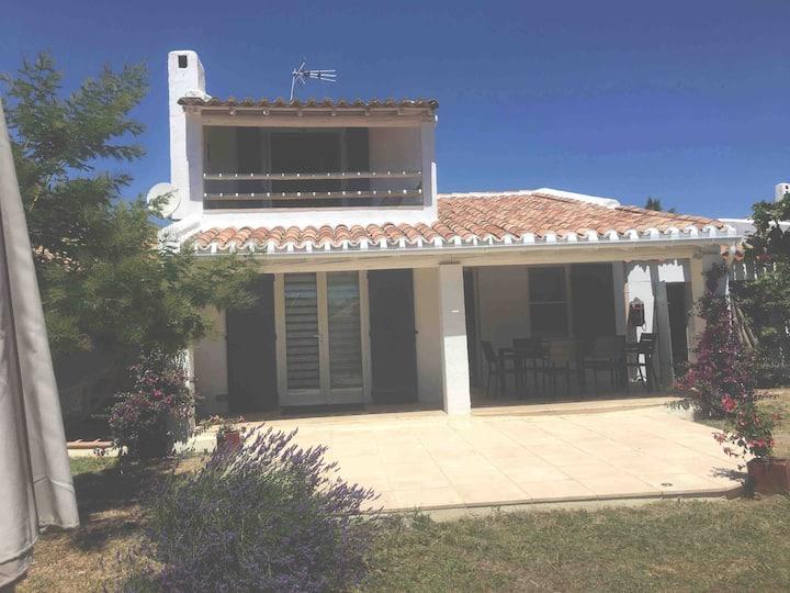 Maison au cœur de la Camargue.