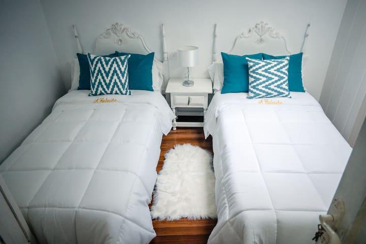 Habitación doble / double room