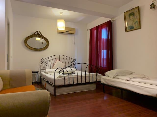 Villa Colonial - cvadruple room