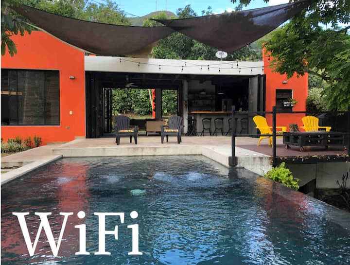 Hermosa casa campestre a 1.5 horas de Bogotá. WiFi