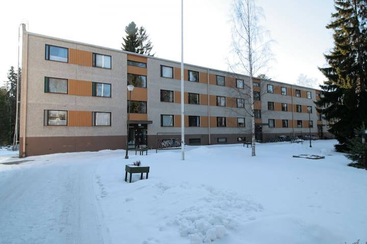 Forenom studio apartment in Yyteri, Pori