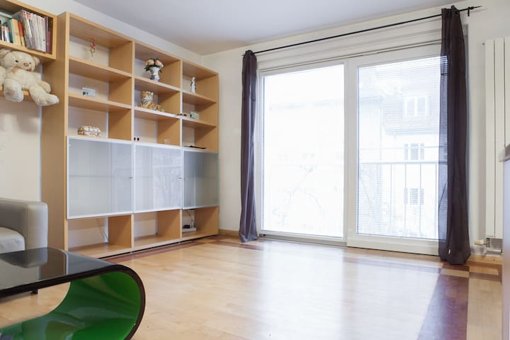 Peaceful studio to relax near park and metro - Berliini - Huoneisto