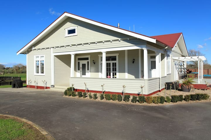 Tairi-a-kohu (maiden of the mist) - Te Kowhai - Bed & Breakfast