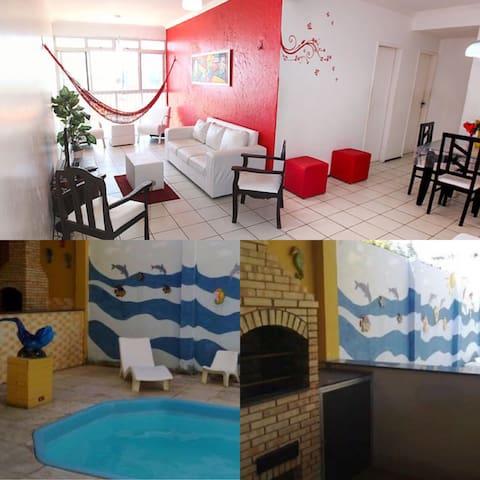 Apartamento PRAIA DO FUTURO - ÓTIMA LOCALIZAÇÃO 3!