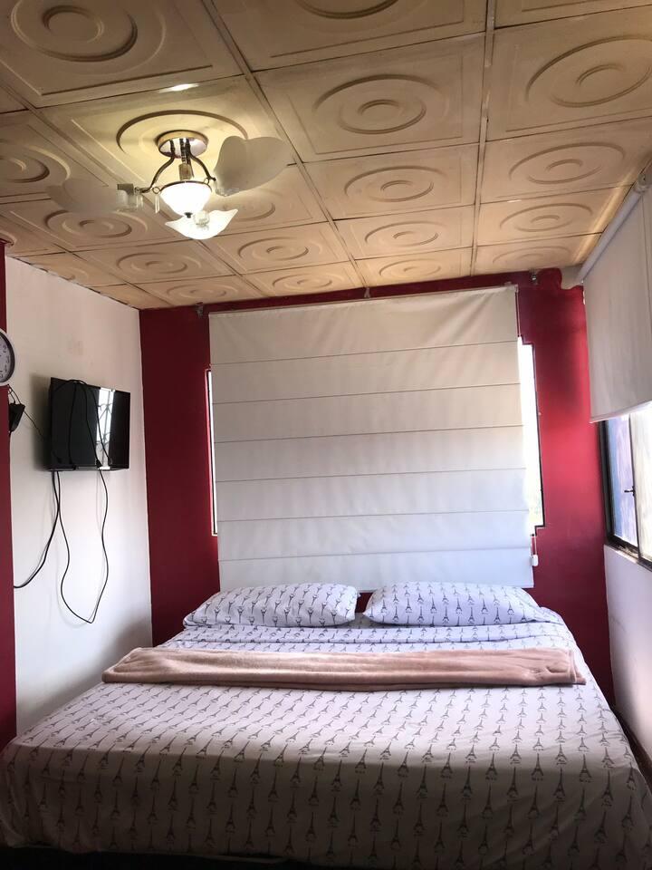 Edifico Fideza, habitación,vía principal Salinas