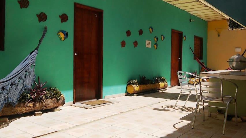 Kanto do Karioka -  Apartamentos em Japaratinga/AL - Japaratinga - Apartamento
