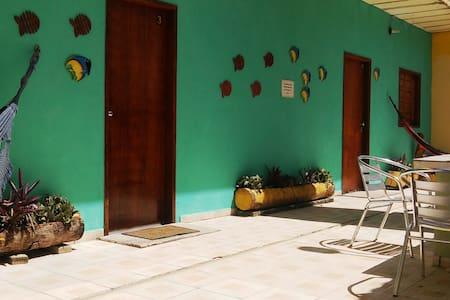Kanto do Karioka -  Apartamentos em Japaratinga - Apartamento