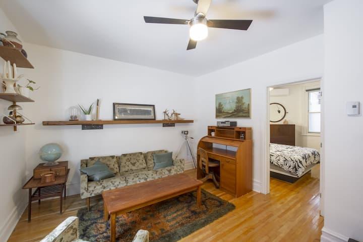 Cozy apartment (Claudette) - Plateau Mont Royal