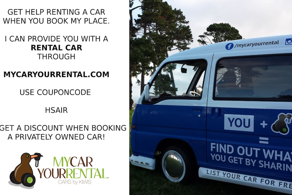 I can help you get a rental car as well through MyCarYourRental - also with collection at the airport. Please reach out :)