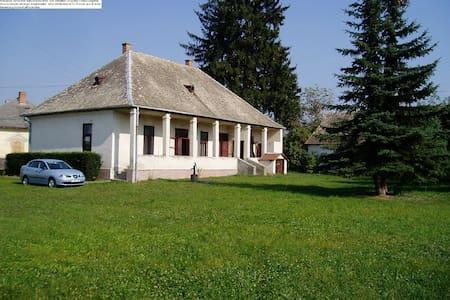 Szép természeti környezet, világhírű ősleletek - Ipolytarnóc - Casa