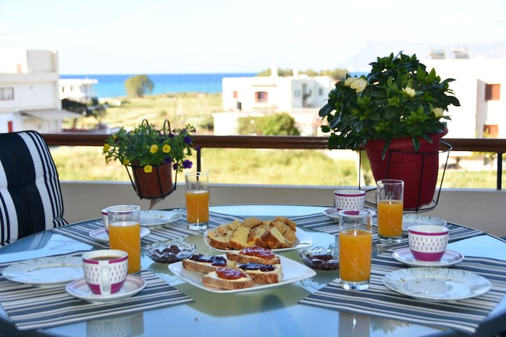 Real house near the beach - Kissamos - Apartment