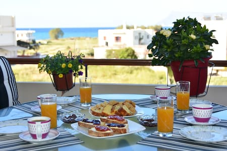 Real house near the beach - Kissamos - Appartement