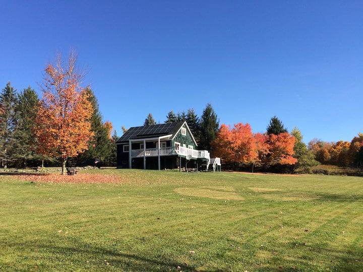Beautiful Catskills Retreat, Mountain Views