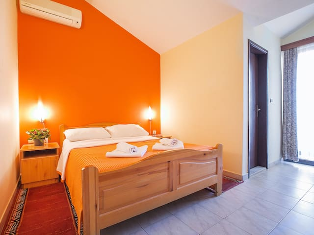 GH - Lovely Room with Sea View 112 - Pržno - House
