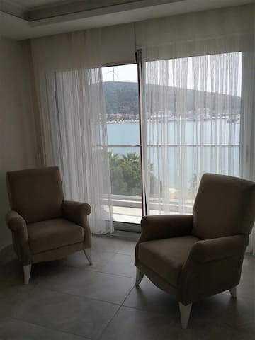 PARİS RESIDENCE 5, ÇEŞME - Çeşme - Apartment