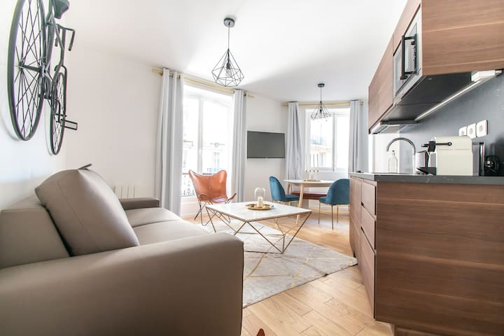 Cosy flat in the marais lll - Best area