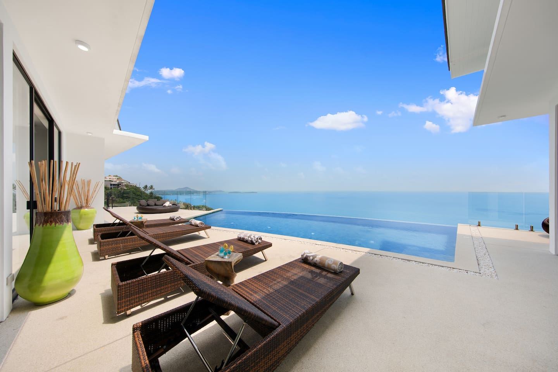 Sunny Moon Villa Amazing Sea View