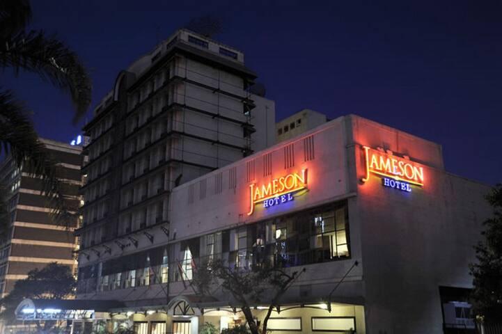 Cresta Jameson - Harare - Aamiaismajoitus
