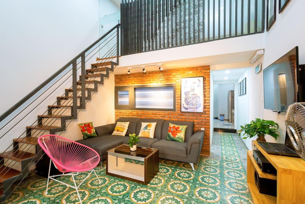 KENKESU HOUSE 2, 2 BEDROOMS, DA NANG CITY CENTER