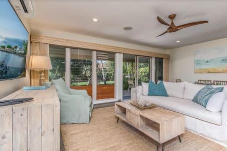 Beautiful, Newly-Remodeled 3BR/2.5BA Maui Home!