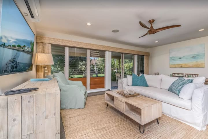 Beautiful, Newly-Remodeled 3BR/2.5BA Maui Home!