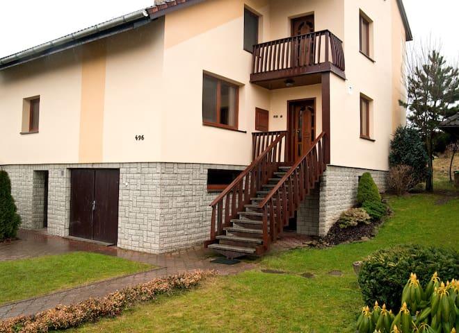 Penzion Lípa - Dolní Lomná - House