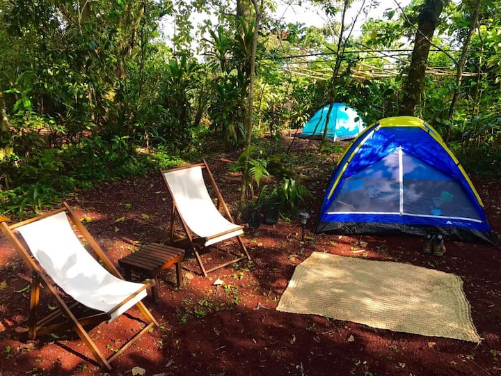 Campamento Experiencia Santuario Natural 2