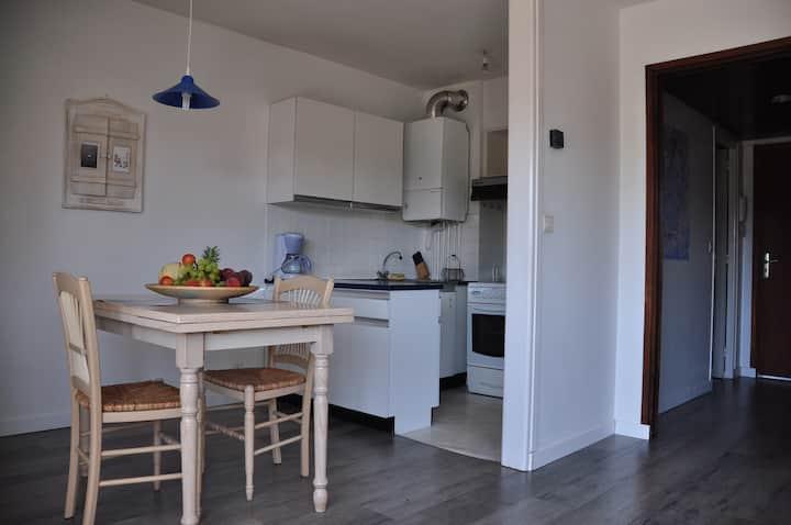 Appartement à 4mn à pieds du port de Vannes