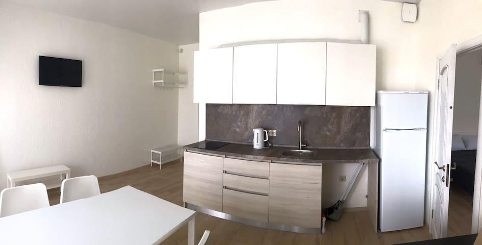 2-х комнатные апартаменты SunnyHotelZatoka