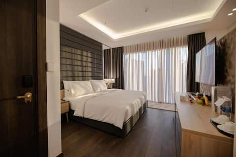 Superior Room at Swiss-Belboutique Bneid Al Gar