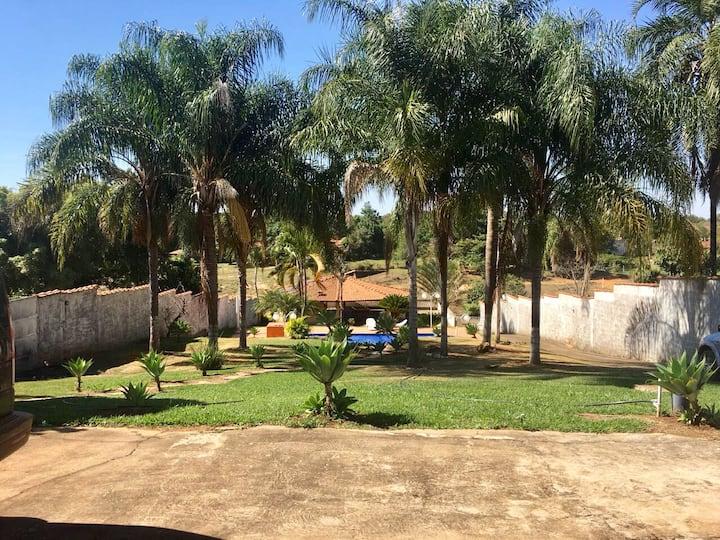 Rancho Garrafão - Próximo a Ibiraci