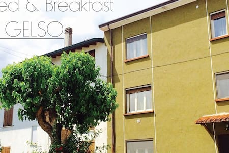 Bed and breakfast il Gelso - Rivalta sul Mincio - Penzion (B&B)