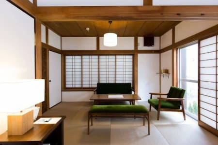 Peaceful, quiet stay at Koshigoe.1min from beach.