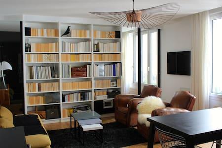 Chambre calme au coeur de Paris - Paris-2E-Arrondissement