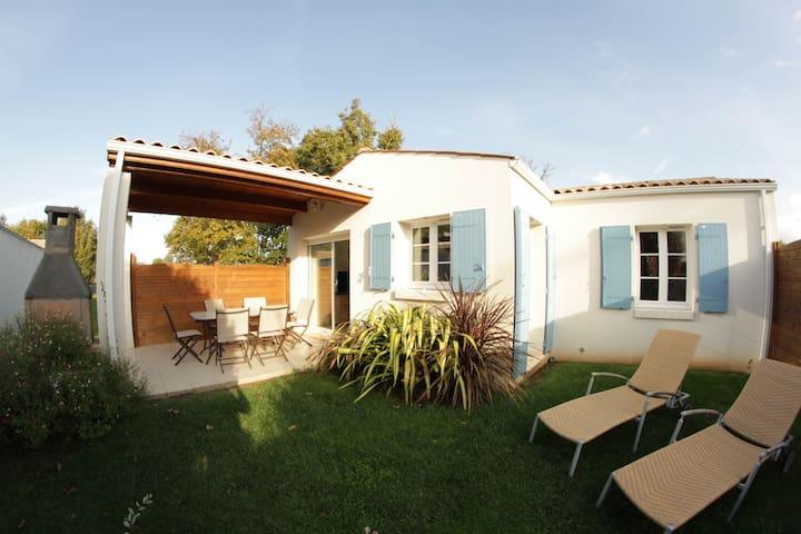 Paradiles villa la Mouette 4 étoiles