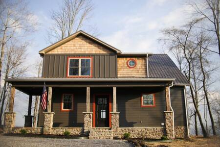Last Rock Cabin & Retreat, Dunlap, Tennessee - Dunlap - 小木屋