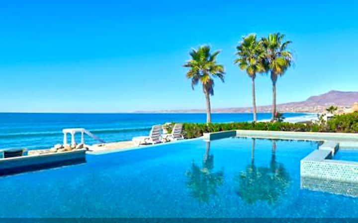 Magnificent Ocean Front Estate, Baja Luxury